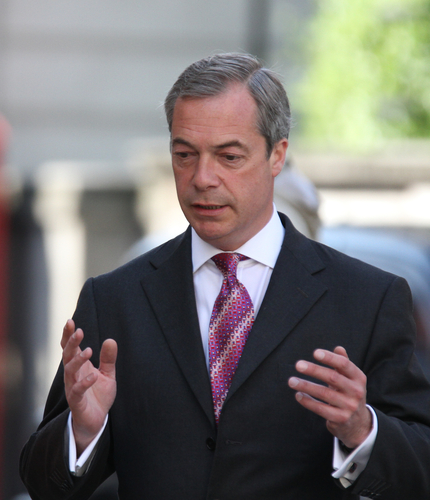 89233acc072b Nigel Farage to Address the Audience at the WEC May 3rd Rome ...